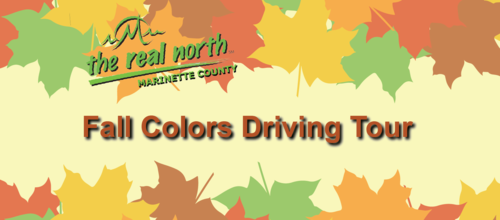 Fall Colors Driving Tour