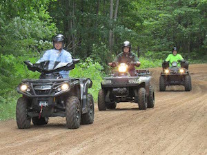 Marinette County ATV/UTV trails