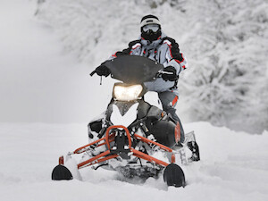 Marinette County Snowmobile Trails