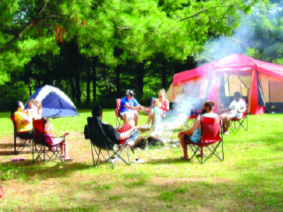 McCaslin Mountain Campground