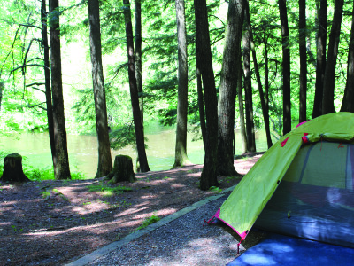 McClintock Campground - Marinette County Park
