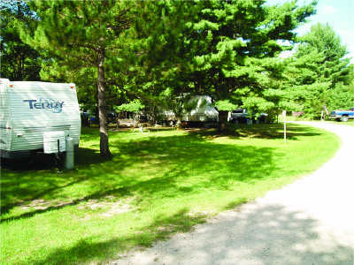 Peshtigo River Campground, LLC
