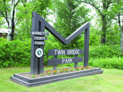 Twin Bridge Campground - Marinette County Park