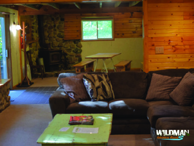Wildman Adventure Resort - Menominee River Outpost