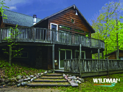 Wildman Adventure Resort - Peshtigo River Outpost