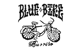 Blue Bike Burrito